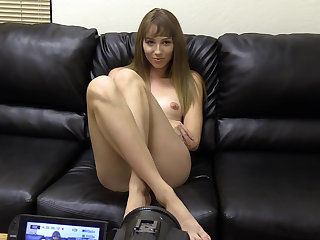 Her first experience with porn