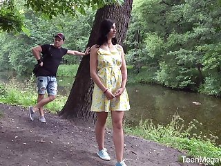 Ardent emotional cowgirl Henna Ssy gets her Russian anus stretched hard