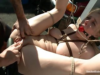 Penny Pax - A Helping Bitch A Rough Sex