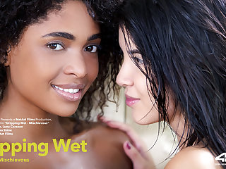 Dripping Wet Episode 4 - Mischievous - Lady Dee & Luna Corazon - VivThomas