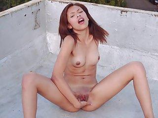 Adorable Venezuelan Katy Alvarez wows during masturbation solo