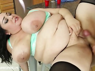 A Day In The Life - BBW Julia sands