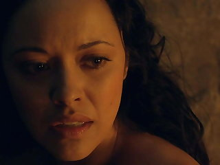 Marisa Ramirez - Spartacus Gods Of The Arena