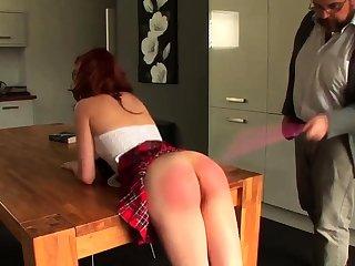 scarlet spank